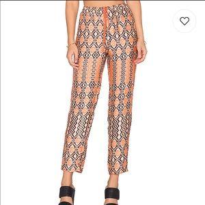 Bcbgeneration printed pants